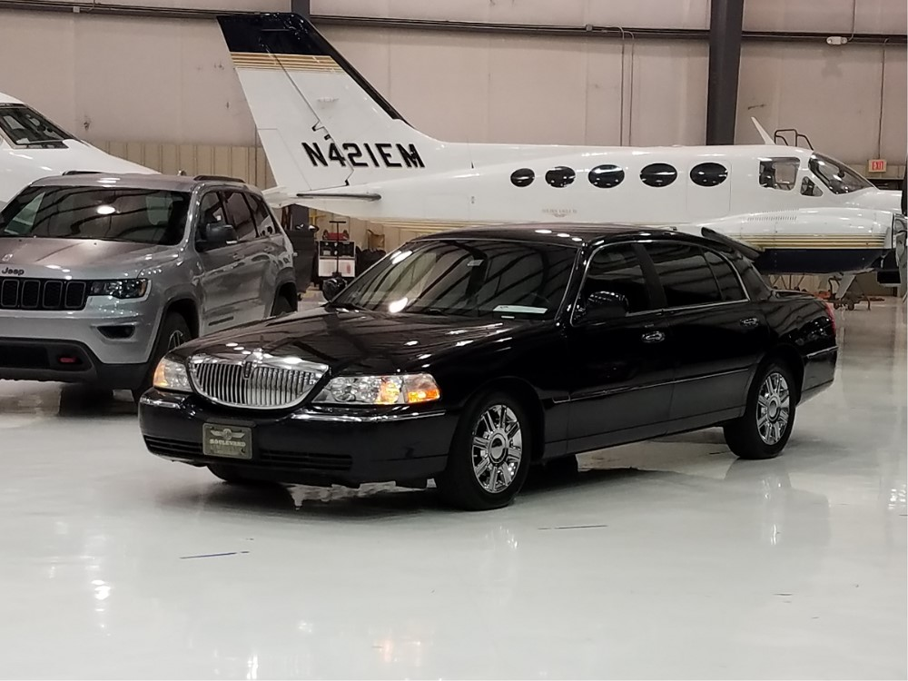 KC Executive Sedan Service