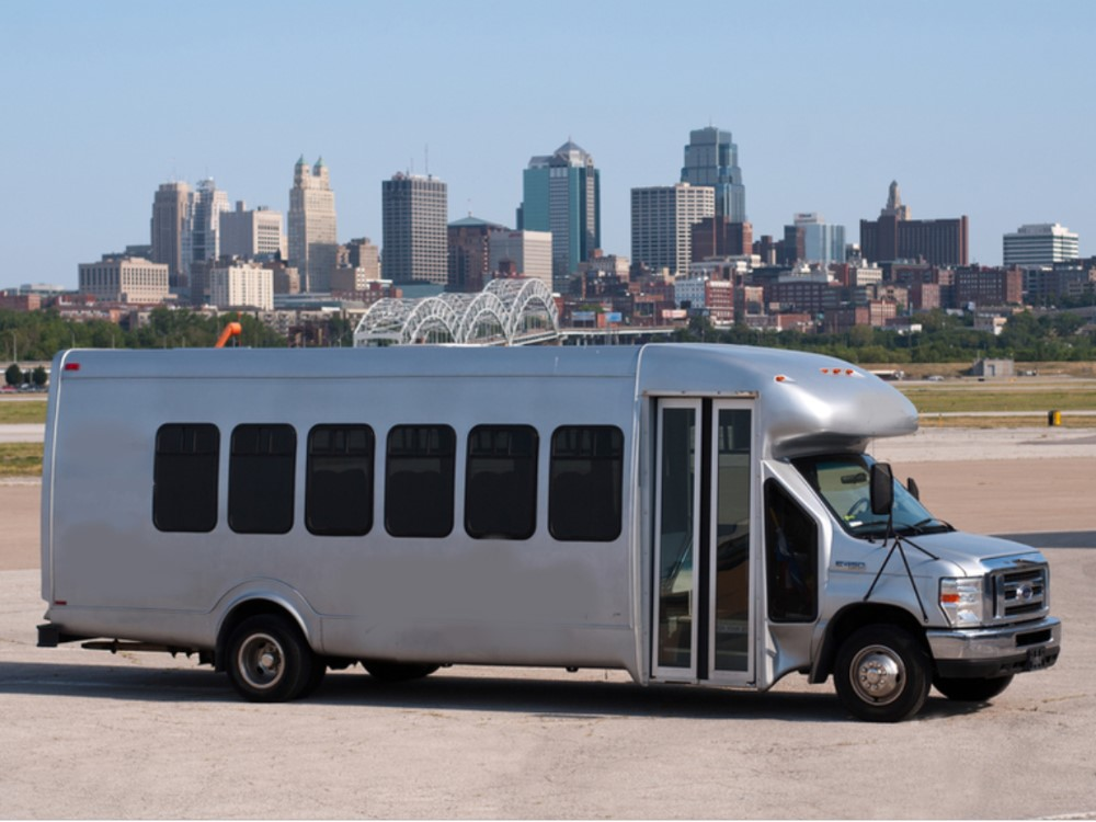 KC Mini Coach Shuttle Bus