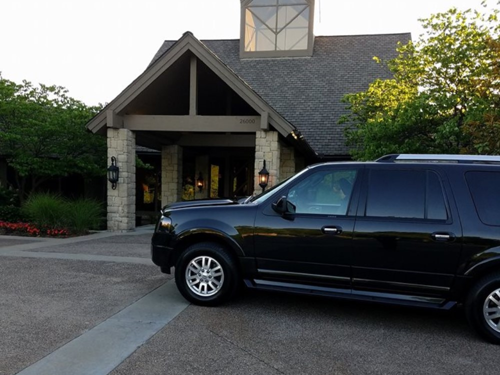 Kansas City SUV Transportation Services