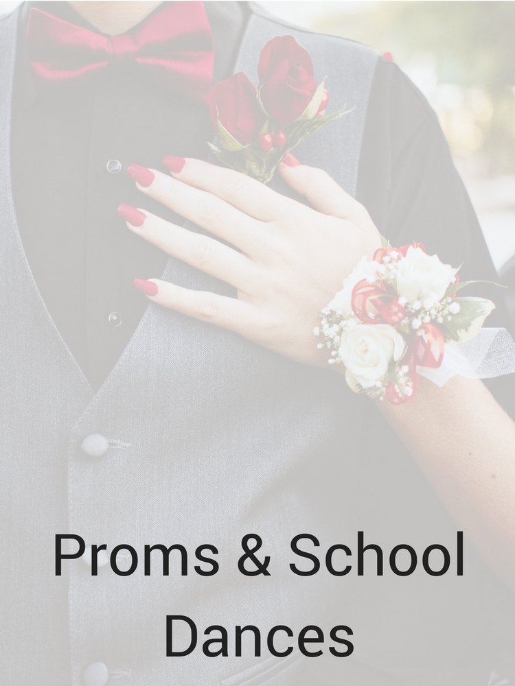 Proms & School Dances